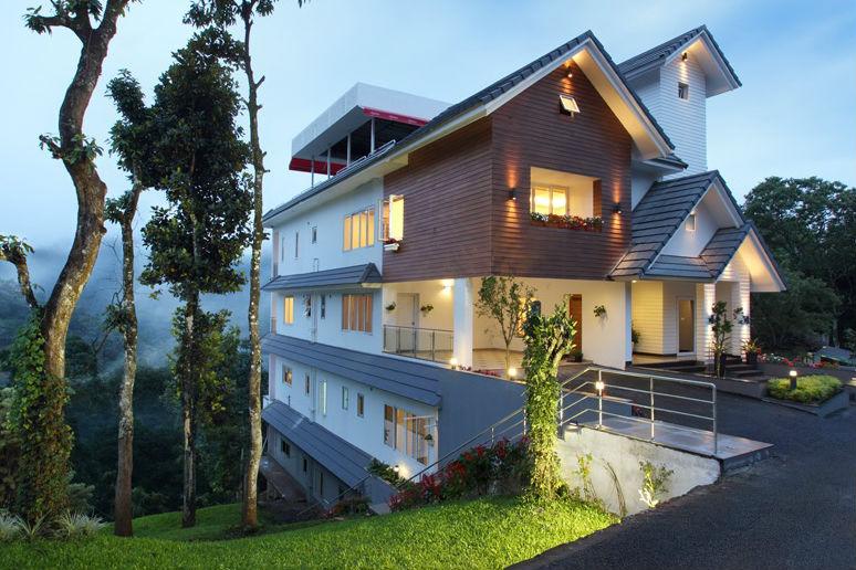 Kerala honeymoon packages at tree house luxury tree for Luxury hotel packages