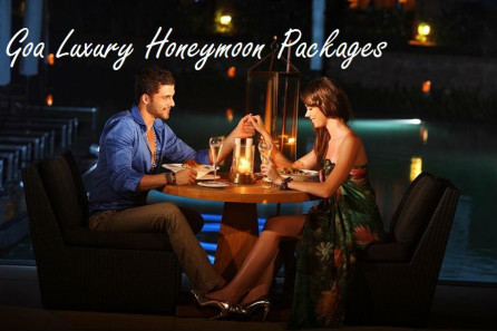 goa luxury honeymoon packages