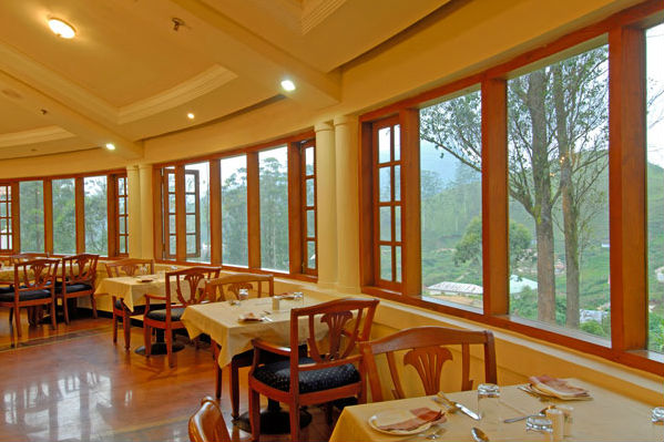 T C - Restaurant view
