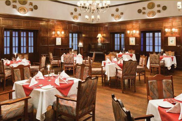 Taj Savoy restaurant