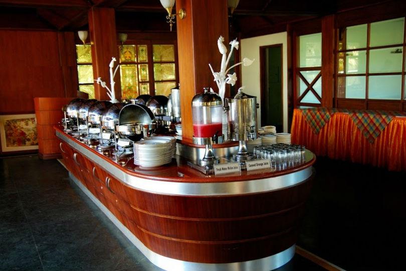 Lake palace_Restaurant