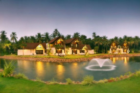 The Lalit resort