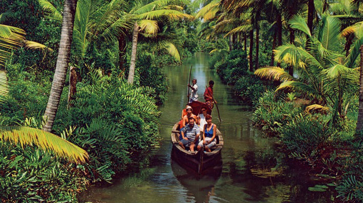 Alleppey Small Boat